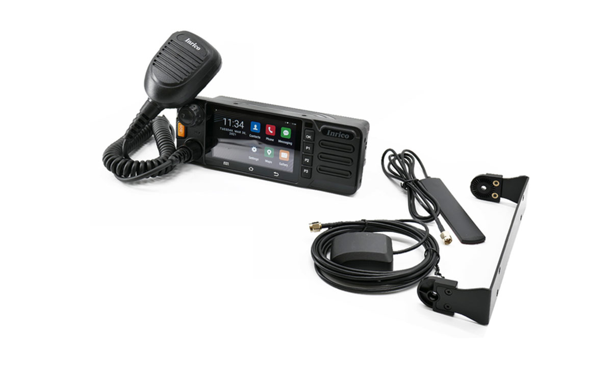 inrico tm-9 emisora uso libre red movil 4g lte android/wifi-zello