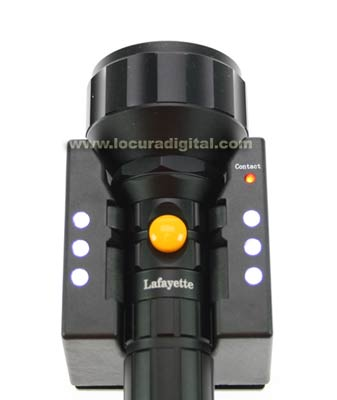 Light: Cree Xlamp XR Led