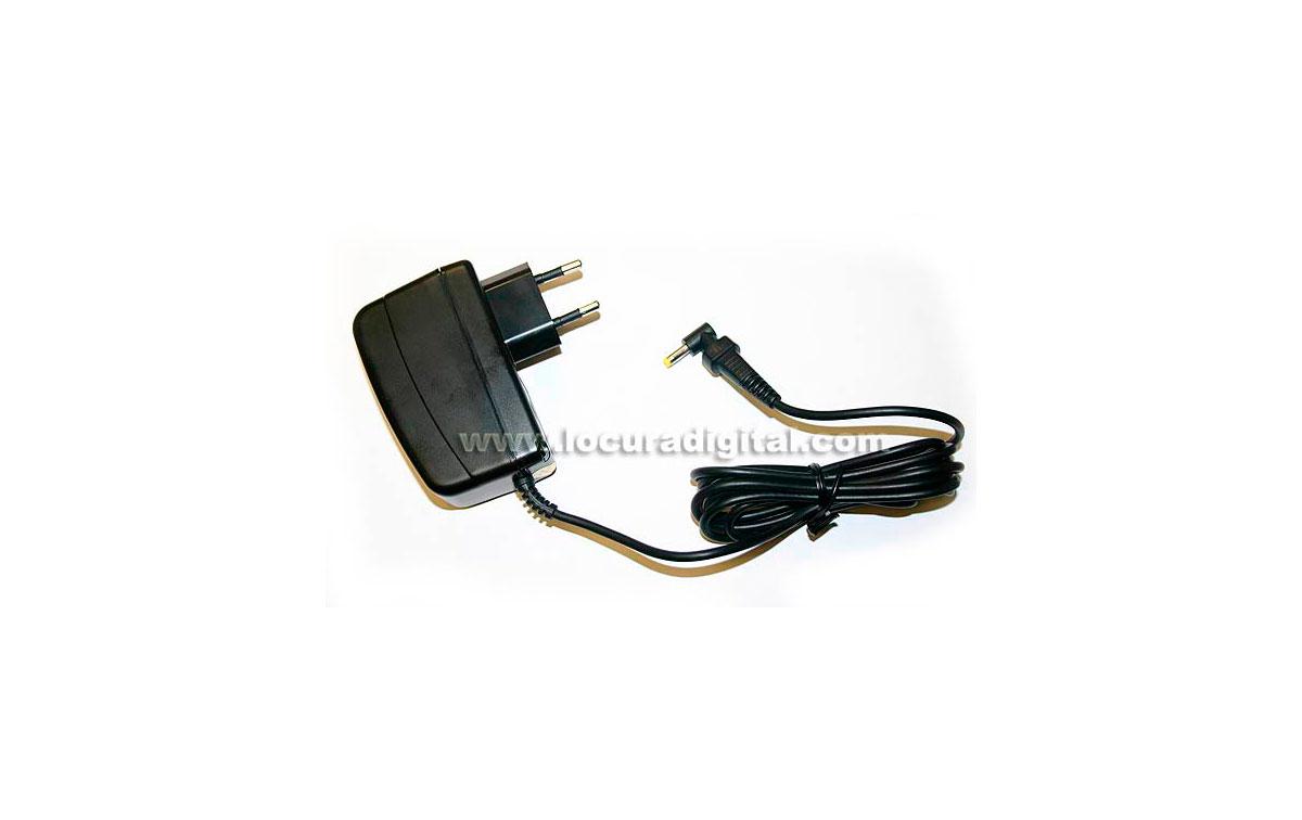 MW-7E08 Alimentador  y cargador de corriente de 1500mA conmutado,  especialmente indicado para Icom