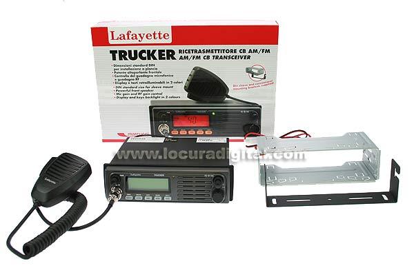 trucker lafayette emisora cb 27 mhz.