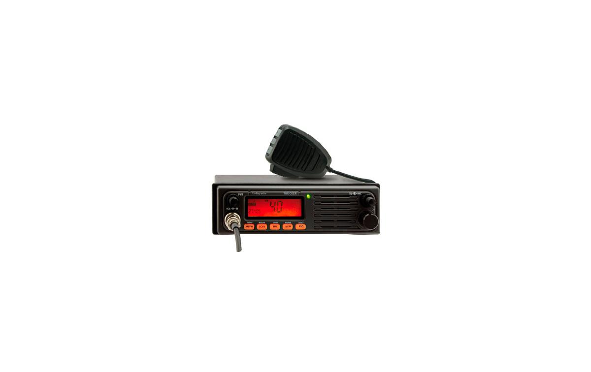 TRUCKER LAFAYETTE emisora CB 27 Mhz. !! ESPECIAL PARA HUECOS DE RADIO CASSETE !!