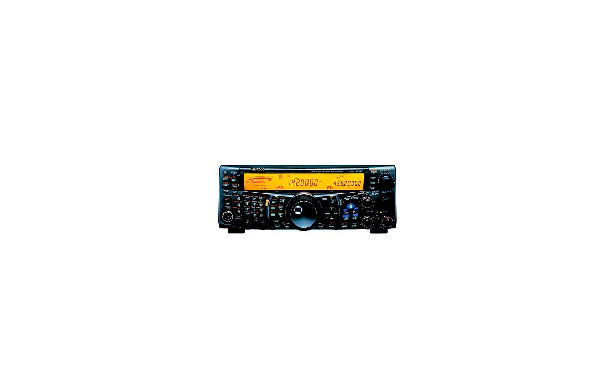 TS-2000 E2  Emisora KENWOOD  DE BASE HF / VHF / UHF TODO MODOS