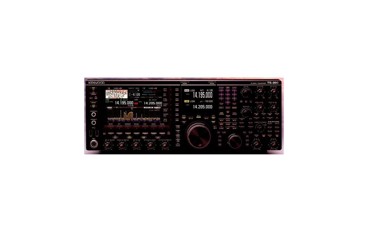 Nuevo Kenwood TS 990S  EMISORA DE HF / 50 MHZ