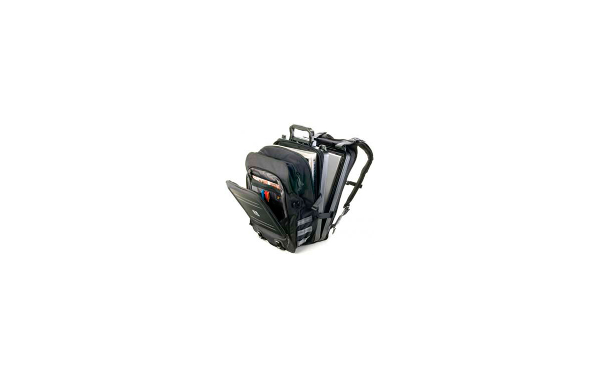 PELI U100 Mochila con varios compartimentos Certifica IP67 (solo compartimento portatil)