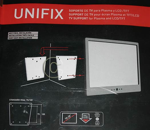 Modelo BOSTON  UNIFIX.