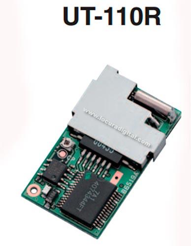 Placa secrafonica ICOM UT 110R para ICF5022
