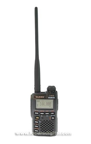 VR160 YAESU escaner cubre las frecuencias de 100 kHz a 1299,995 MHz en la AM y FM !! NUEVO MODELO !!