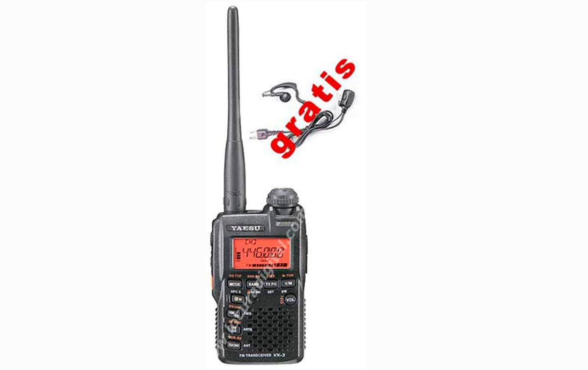 ref: vx 3 walkie doble banda vhf/uhf yaesu vx-3 r
