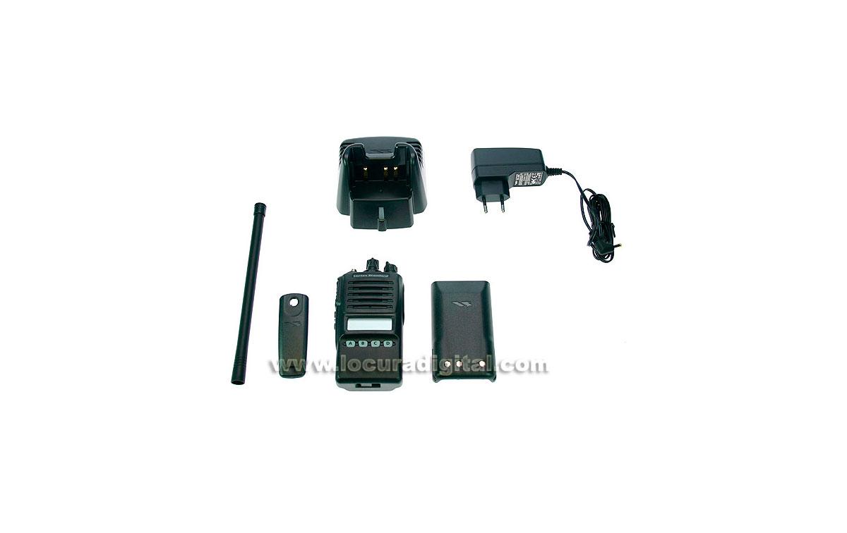 VX354 VHF VERTEX Walkie talkie profesional 136 - 174 Mhz. 16 canales