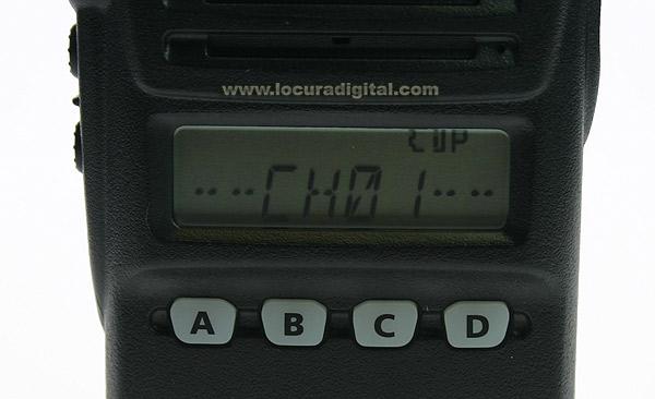 VERTEX VX354-VHF