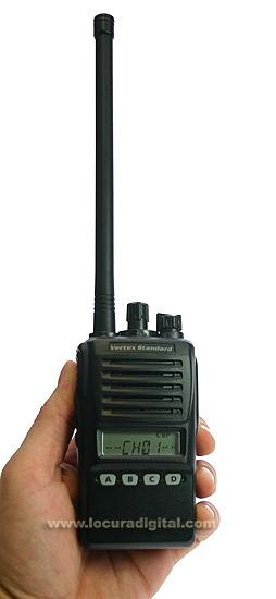 VX354-VHF VERTEX