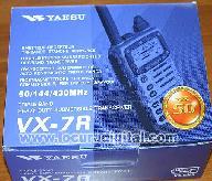 7 YAESU VX R