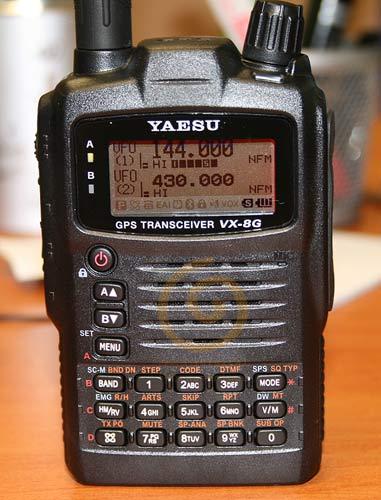 yaesu vx-8ge handheld