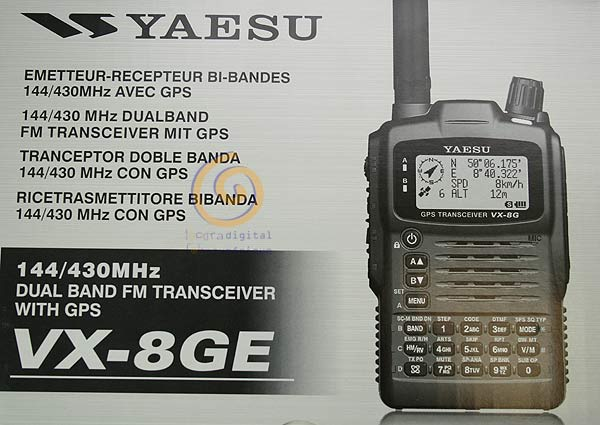 VX-8E 8DE VX-VX-8GE