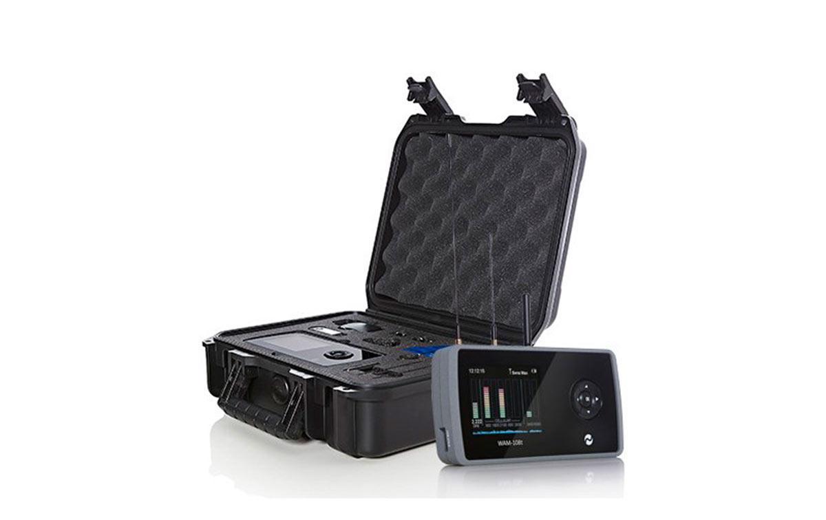 WAM-108T JJN DIGITAL Detector y monitor de actividad de radiofrecuencia.