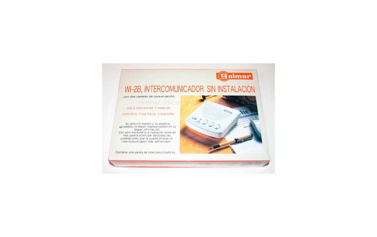 WI2B INTERCOMUNICADORES SIN INSTALACION PARA CASA , OFICINAS,  TIENDAS, ETC..