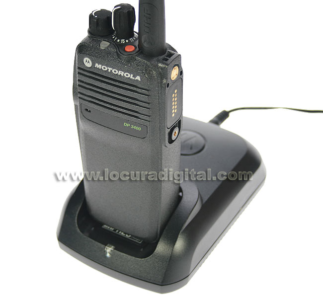 Wpln 4234 Unit Charger Motorola Impres For Walkies Dp 3400
