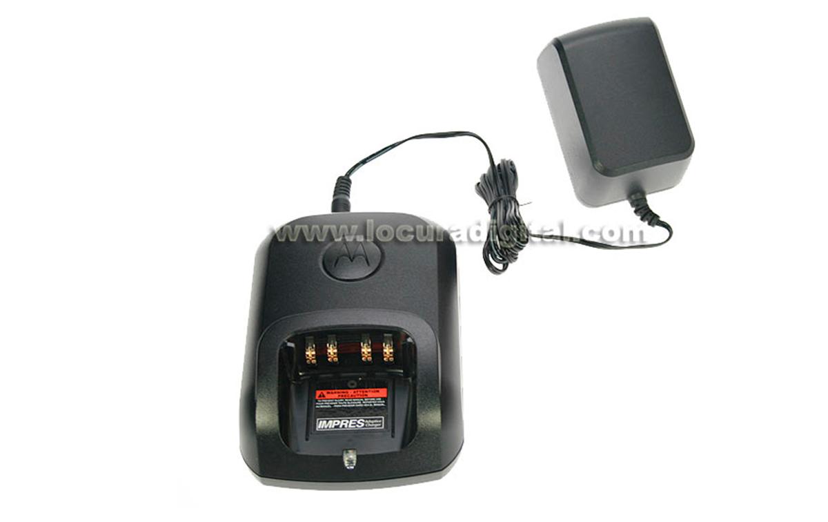 WPLN4255 MOTOROLA BASE CARG.IMPRES DP2400/2600/3400/3600/4400/4600