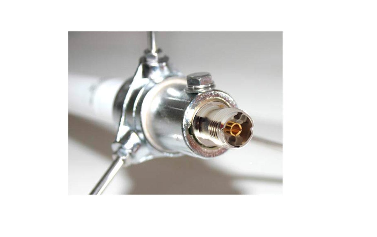 DIAMOND X-50PL Antena Diamond original Japonesa Bibanda VHF144-430 Mhz