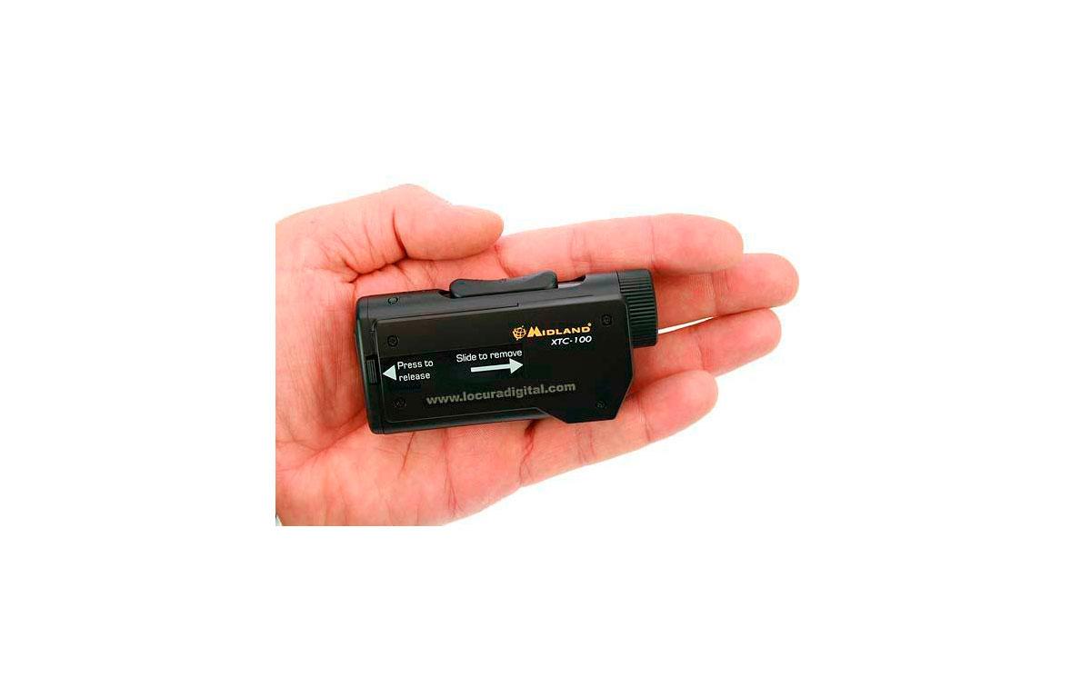 Mini cámara uso extremo