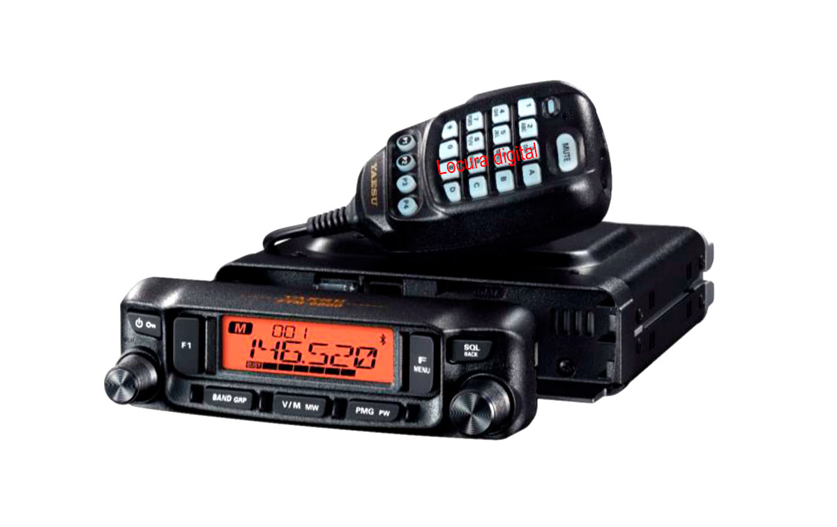 ftm-6000e emisora bibanda