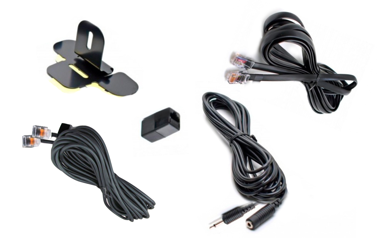 YSK-891 Kit cabezal separable para la FT891 Kit cabezal para separar el frontal de la emisora para nuestra emisora de YAESU FT891