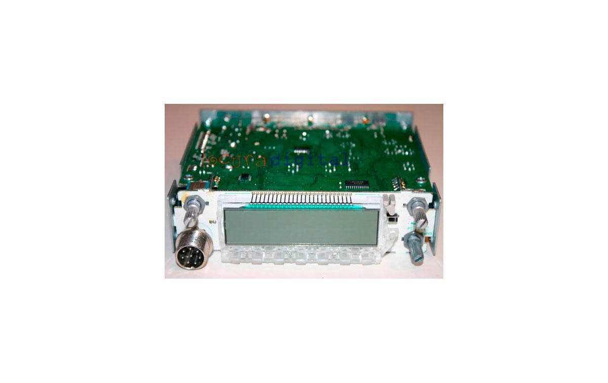 LAFAYETTE ZEUSSILVER. 27 Mhz CB transmitter.