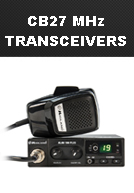 CB27 MHz transceivers