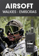 Walkies Airsoft