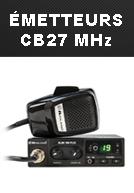 émetteurs CB27 MHz