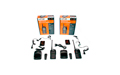LUTHOR TL-77 PMR 446 KIT2 PROFESSIONAL WALKIE x 2  UNLICENSED USE + 2 EARPHONE FOR FREE