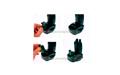 MIDLAND G7E XT HANDHELD. KIT includes: 2 handhelds + 2 desktop charger + 4 RECHARGEABLE BATTERIES + 2 earpnones. NEW MODEL!!
