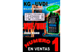 WOUXUN KG-UVD1 128 CANALES DE MEMORIA. WALKIE BI BANDA VHF / UHF POTENCIA 5 WATIOS
