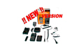 Walkie Talkie LUTHOR TL55 KIT2 DUALBAND VHF/UHF
