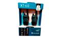 MIDLAND XT-60-BODY couple walkies PMR446 FREE USE metallic blue color.
