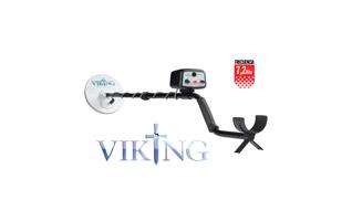 VIKING-6 Dectector de Met�les, econ�mico de la prestigiosa marca inglesa.