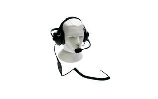 NAUZER HEL880M4 Micro-Auriculares tipo casco profesional