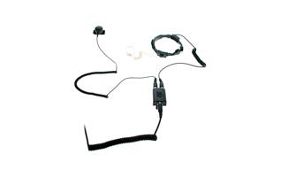 NAUZER PLX220S Superlaringofonos para equipos ALAN, MIDLAND, COBRA, ICOM y ALINCO