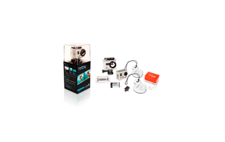 CHDSH002 GoPro HERO 2 SURF Edition,11 Mpx, 10 Fps, Angular 170º, Sumergible