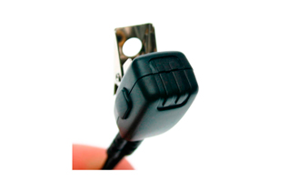 Nauzer PIN-29-TPH700. High quality micro-earphone with PTT. For MATRA handhelds