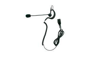 PIN49M2 NAUZER Micro-Auricular Orejera tipo pertiga, PTT