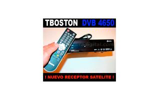 TBOSTON DVB 4650