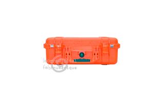 1520000150 Maleta de protección Naranja, con espuma