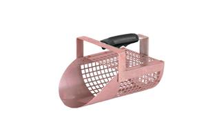 SAND SCOOP INOX GARRET pala especial para arena. Fabricada en Metal