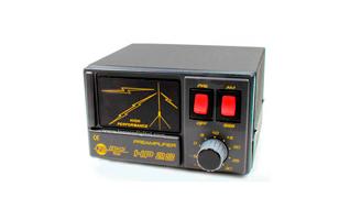 HP28 ZETAGI Preamplificador Antena CB 26-30 Mhz. 25 dB regulable.