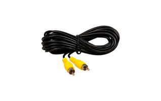 CA05RCA BARRISTER cable conexi�n 5 metros, RCA macho-RCA macho, para sistemas de visi�n marcha atras.