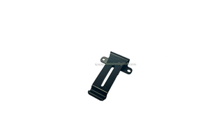 CLIPTHF7. Clip de cintur�n para walkie talkie Kenwood THF-7, SIN TORNILLOS