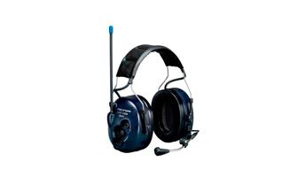 PELTOR MT53H7A4400EU -BASIC DIADEMA Protector auditivo con Walkie Talkie PMR446 para comunicaciones en ambientes muy ruidosos