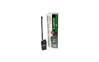 RANDYIIP PRESIDENT RANDY II Portatil AM/ FM walkie CB 27 Mhz. Bateria Litio 2100 mAh