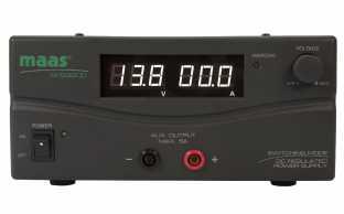 MAAS SPS 9600  Fuente Alimentacion Conmutada 230v/ 3-15v ,60 amper.